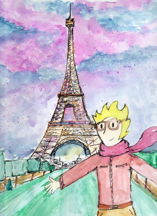 Travelling Sebastian - Lance