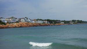York Beach Shore
