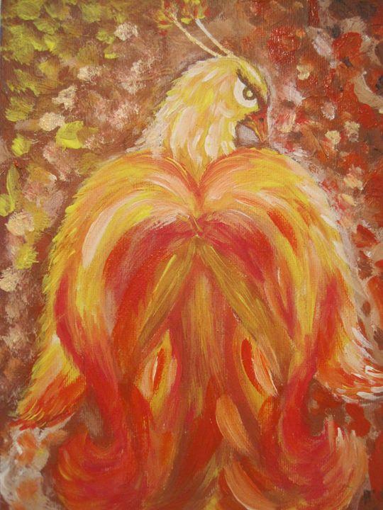 Firebird - Irena Silecka