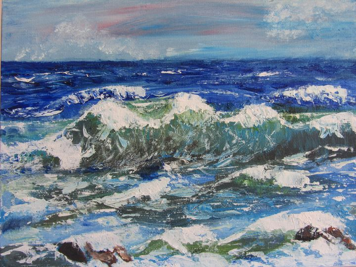 Wave 1 - Irena Silecka