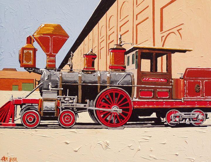 RAILYARDS, SACRAMENTO - Paul Guyer