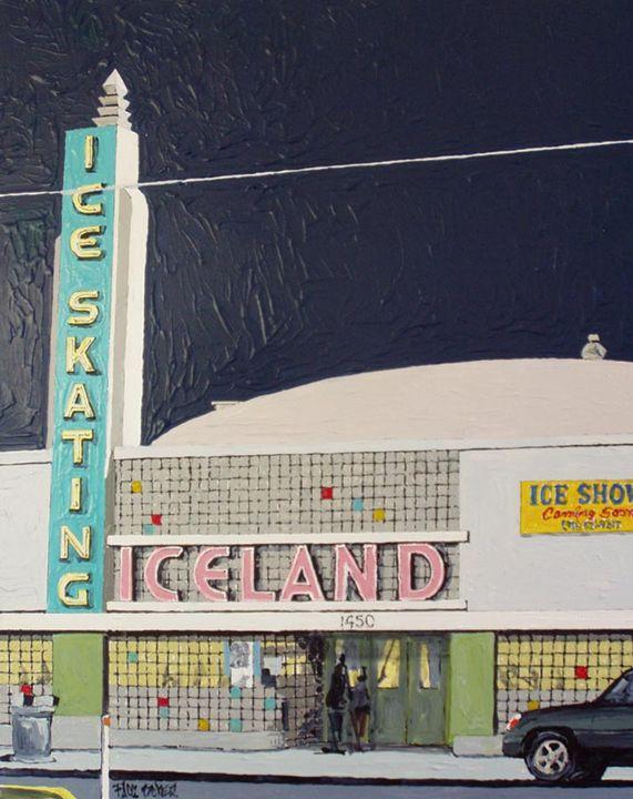 ICELAND, NORTH SACRAMENTO - Paul Guyer
