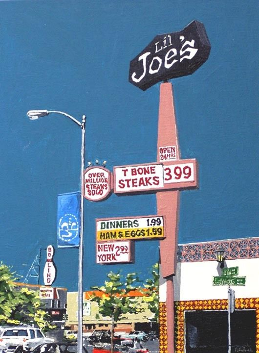 LI'L JOE'S, NORTH SACRAMENTO - Paul Guyer
