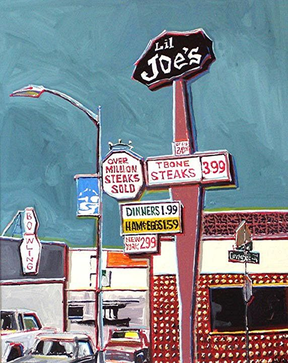 LI'L JOE'S, NORTH SACRAMENTO - Paul Guyer