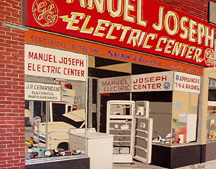 MANUEL JOSEPH, SACRAMENTO - Paul Guyer