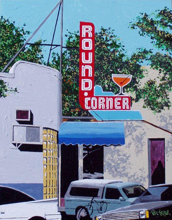 ROUND CORNER, SACRAMENTO - Paul Guyer