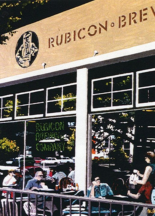 RUBICON BREWING, SACRAMENTO - Paul Guyer