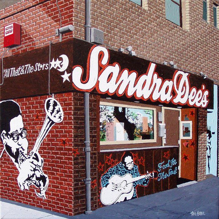 SANDRA DEE'S, SACRAMENTO - Paul Guyer
