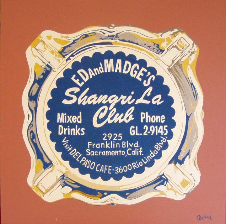SHANGRI LA CLUB, SACRAMENTO - Paul Guyer