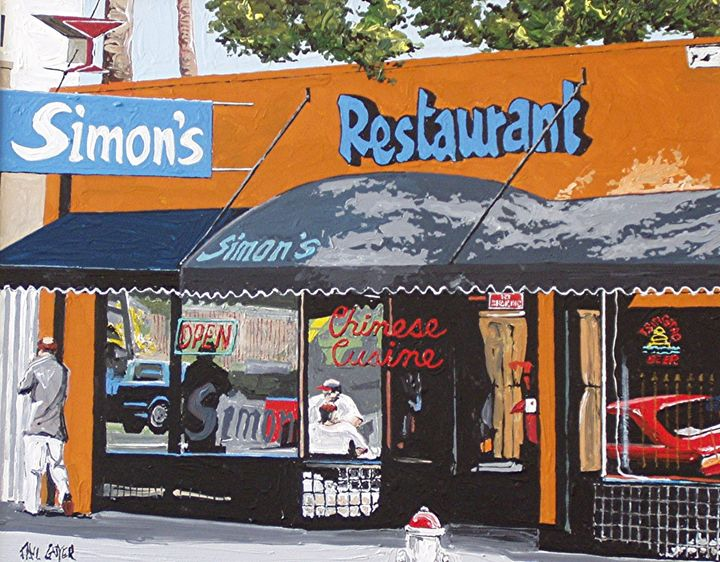 SIMON'S, SACRAMENTO - Paul Guyer