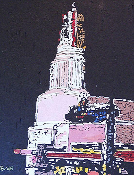 TOWER THEATRE, SACRAMENTO - Paul Guyer