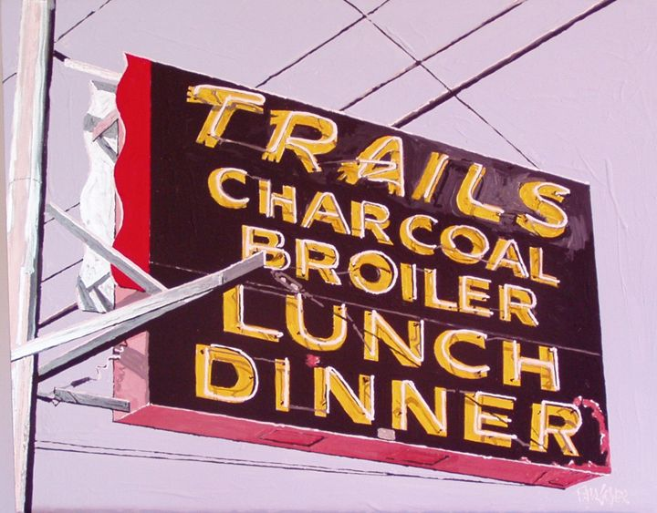 TRAILS RESTAURANT, SACRAMENTO - Paul Guyer