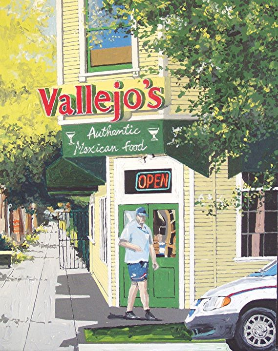 VALLEJO'S, SACRAMENTO - Paul Guyer