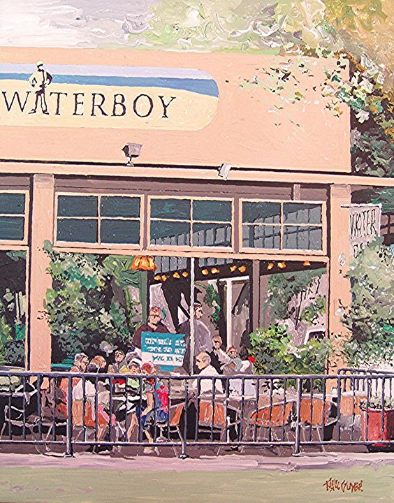 WATERBOY, SACRAMENTO, MIDTOWN - Paul Guyer