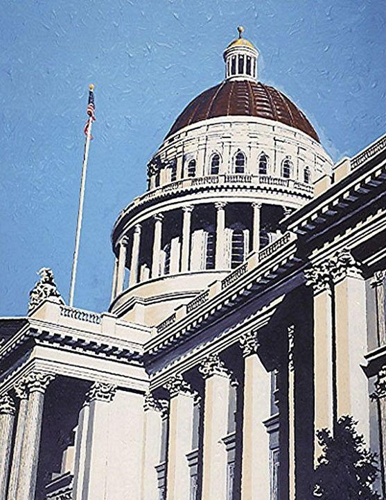 CALIFORNIA CAPITOL, sACRAMENTO - Paul Guyer