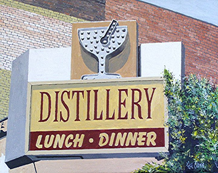 DISTILLERY, SACRAMENTO - Paul Guyer