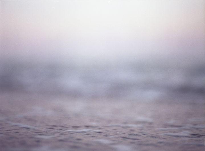Coastal shoreline at low tide - edwardolive