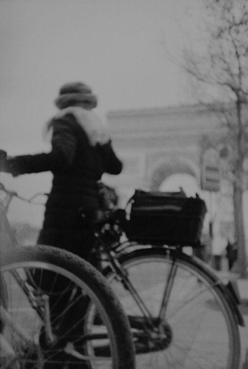 Arc de Triophe Paris Champs Elysees - edwardolive
