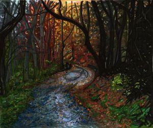 Schenley trail