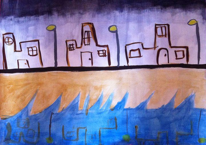 The city calm - fatima