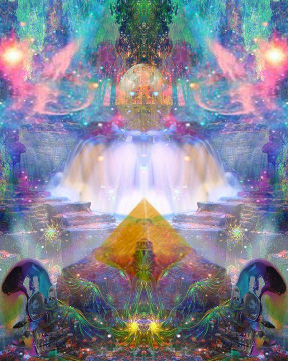 Open Energised Balance - CrystalWolfe Blends