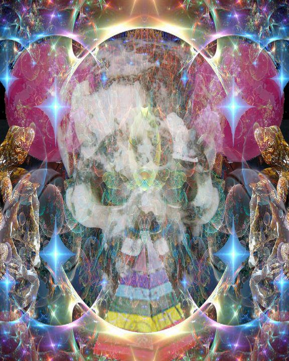 Restorative Skull Sight - CrystalWolfe Blends