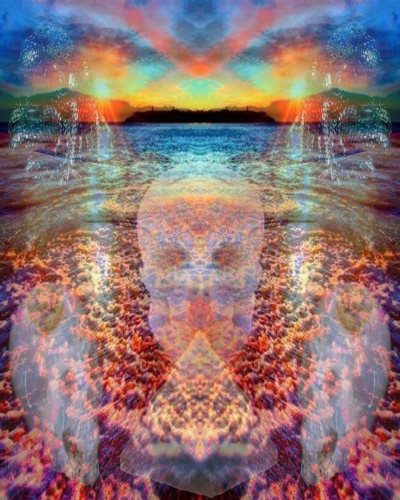 Skulls of the Sea - CrystalWolfe Blends