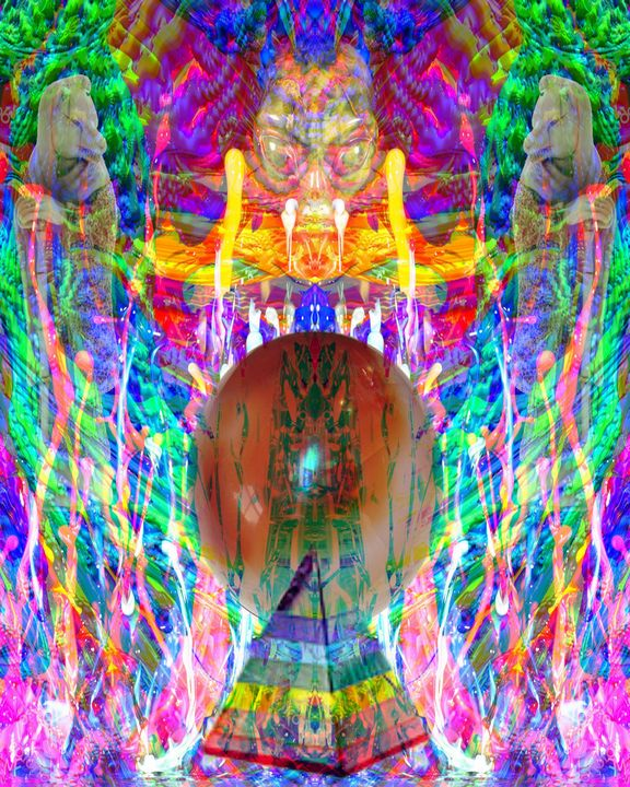 They're Watching - CrystalWolfe Blends