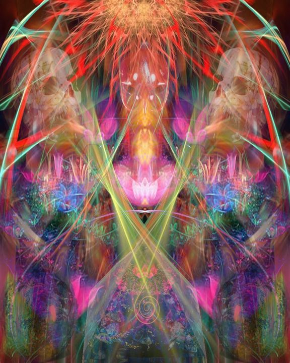 Three in One - CrystalWolfe Blends