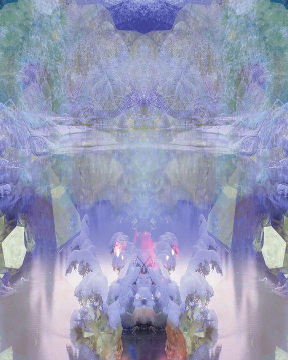 Winter Skull Freeze - CrystalWolfe Blends