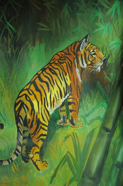 INDIAN TIGER - Sreenikanth