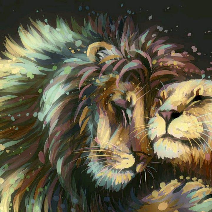 Lion - Heena Patel