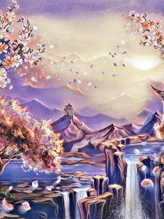 Mountain - Heena Patel