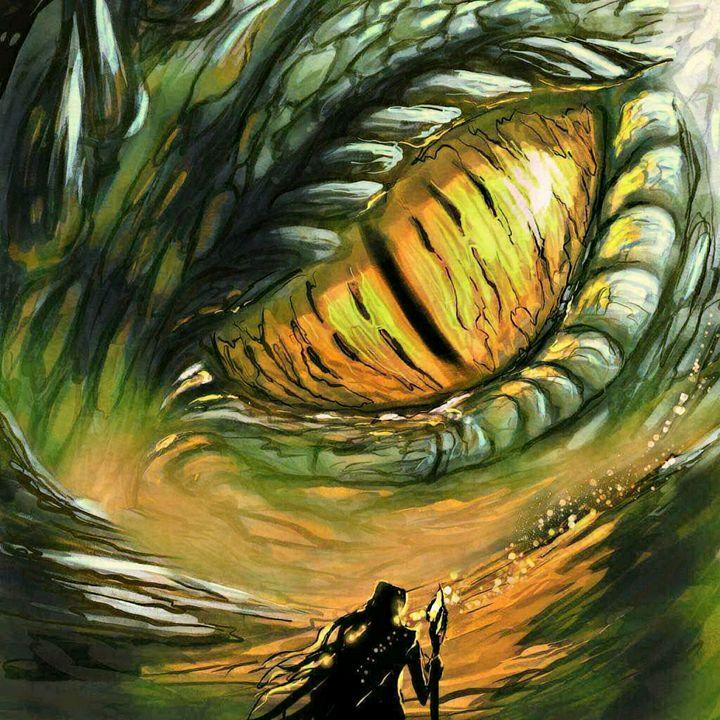 Dragon's eye - Heena Patel