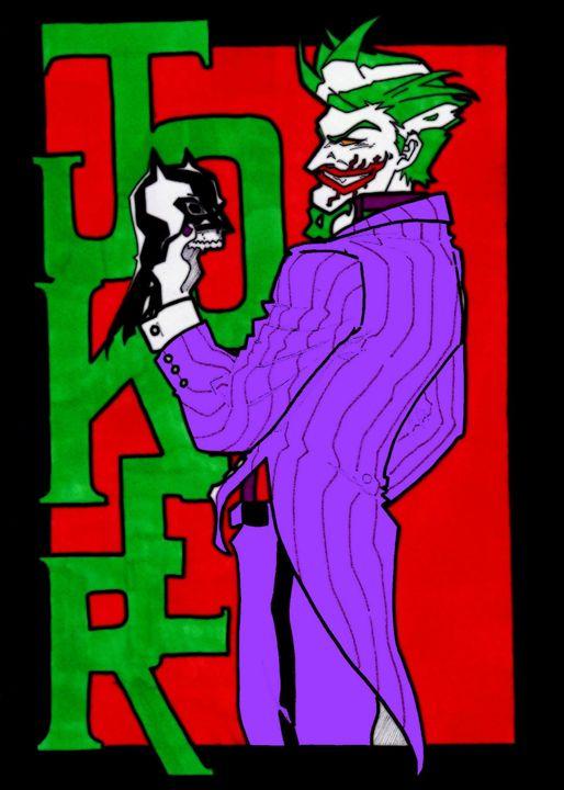 The Joker - A.K Rasoul
