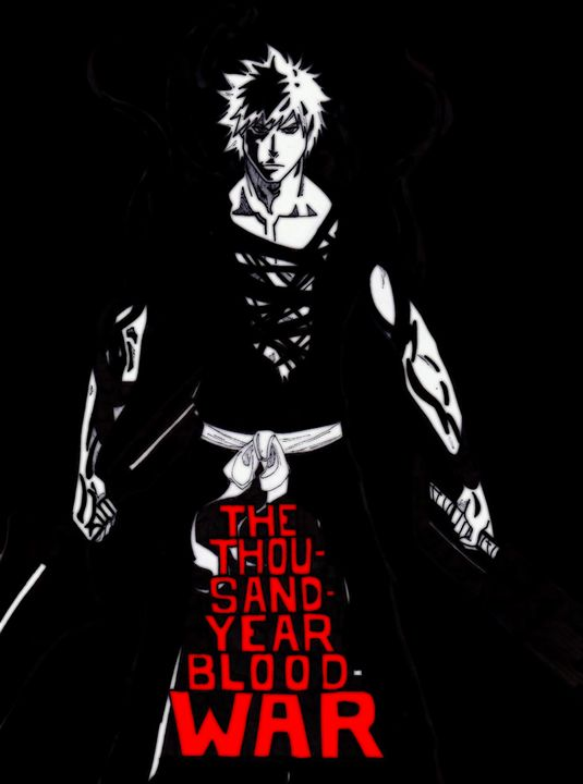 The thousand year blood war - A.K Rasoul