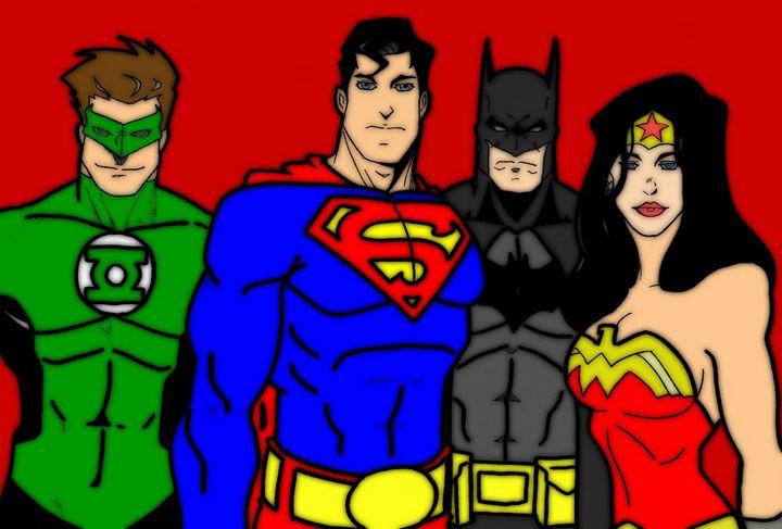 Justice League - A.K Rasoul