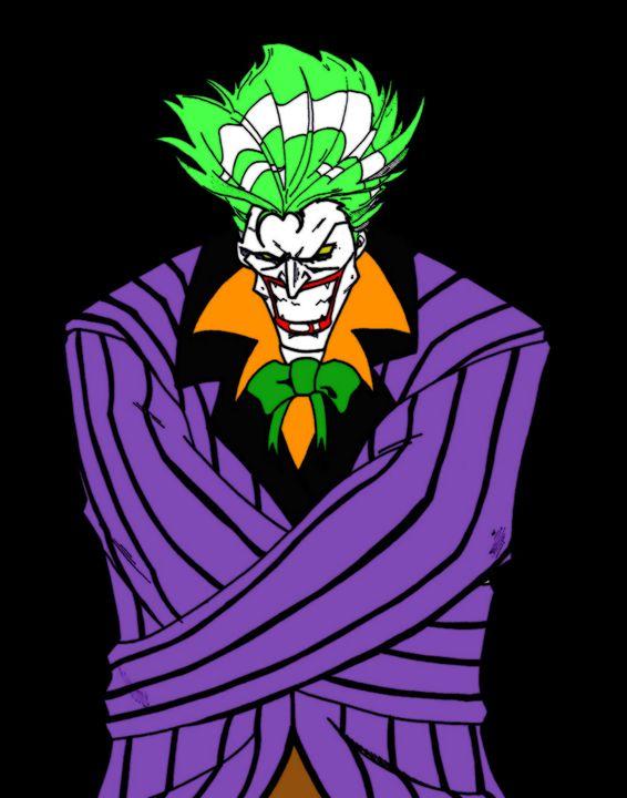 Straight Jacket joker - A.K Rasoul