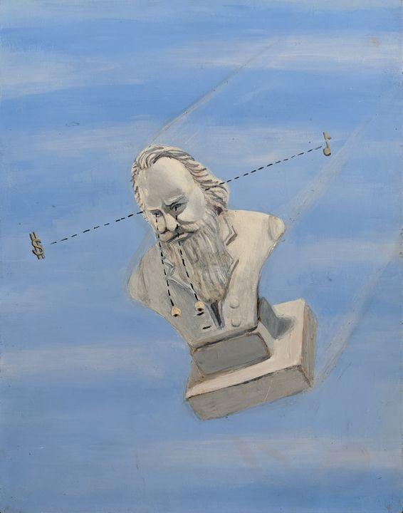 Brahms' Dream - Edward Escarsega
