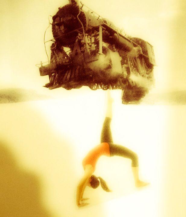 Balance - Jamie  Pemberton