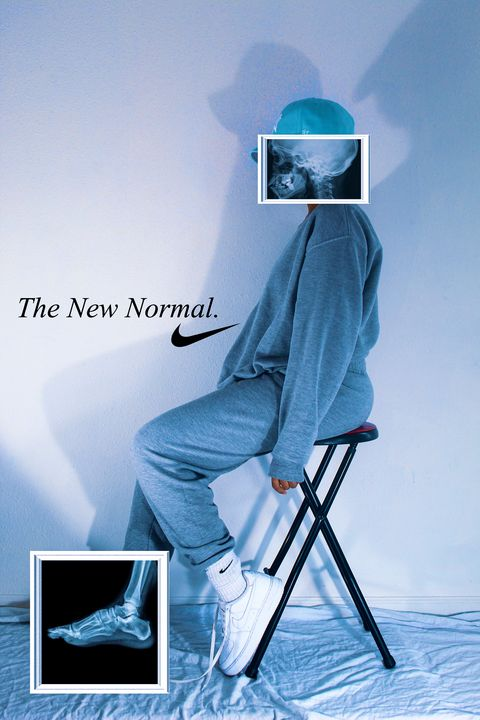 The New Normal X Nike - Arial