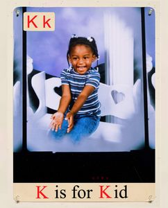 K is for Kid