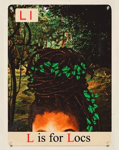 L is for Locs