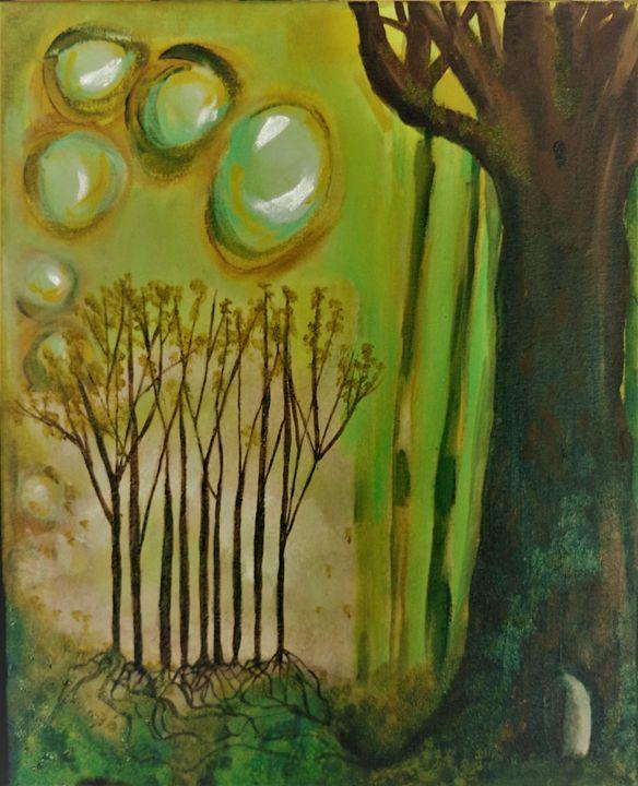 The Trees Know - WilderSpirit