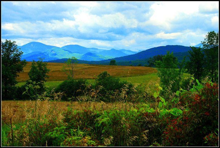 Adirondack Foothills - Adirondack Imaging