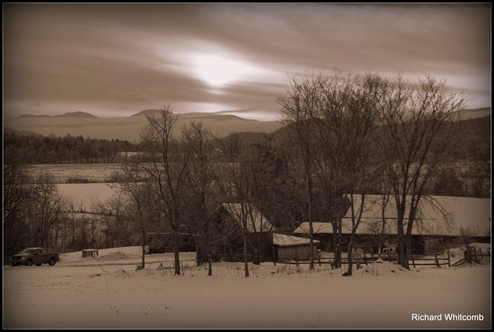 Winter Soltice - Adirondack Imaging
