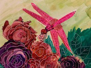 Springtime: Dragonfly