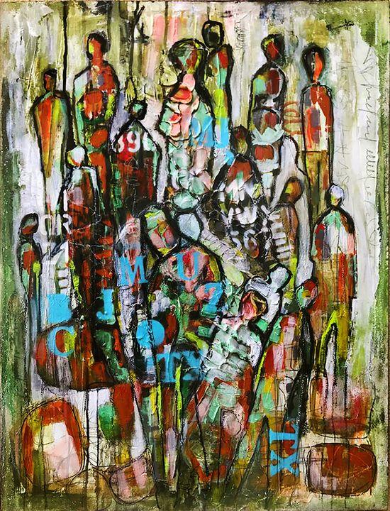 THE OTHERS - Leyti Colón
