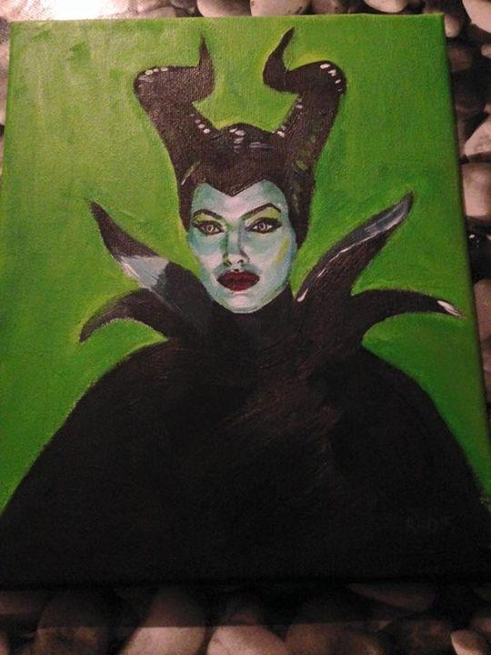 Maleficent -  Diezilustraciones