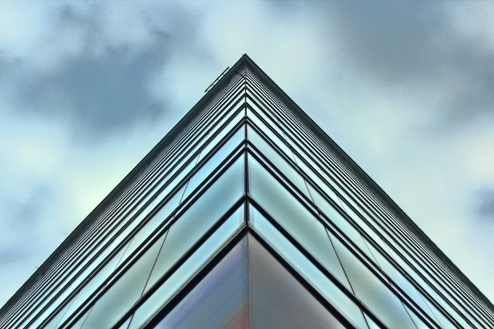 Business Pyramid - The Art Gallery of Kamil Suleyev